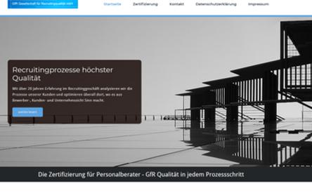 GfR Website